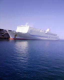 新日本海フェリー (Shin Nihonkai Ferry)