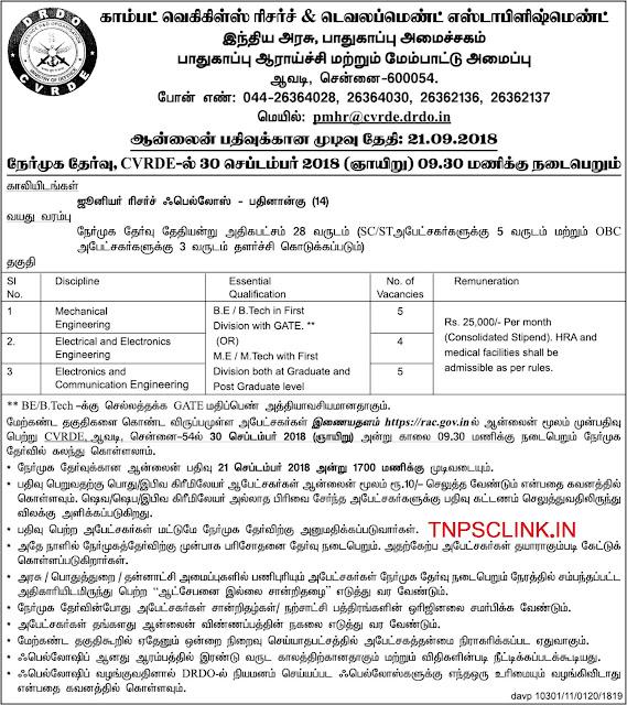 jrf vacancy notification govt  2018