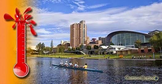 Adelaide Autrália - A cidade mais quente do mundo - Capa