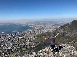 Taylor Winburn Table Mountain South Africa