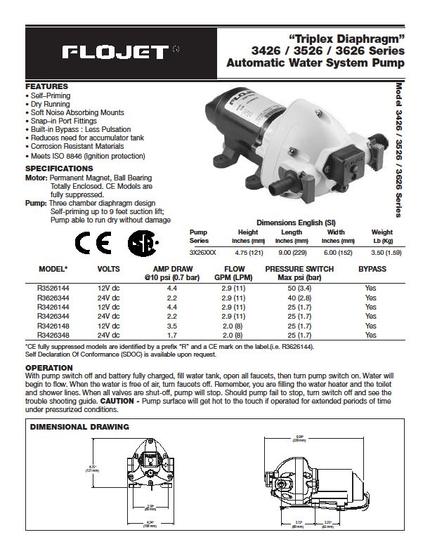 Brilliant Flojet Pump Wiring Diagram Online Wiring Diagram Wiring Digital Resources Remcakbiperorg