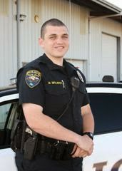 Darien Wilson--Police Officer of the Year!