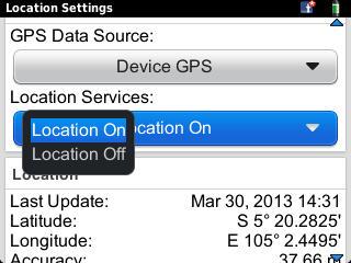 cara mengetahui atau melacak posisi lokasi hp bb blackberry yg hilang
