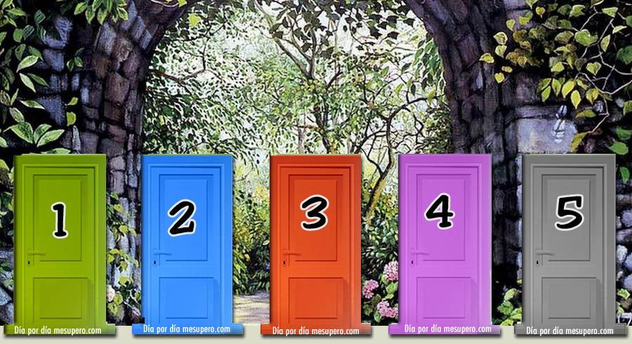 Test de la puerta que predice el futuro