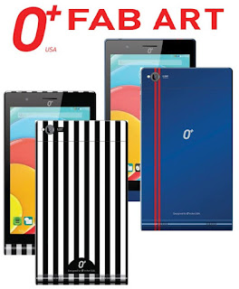 O+ Fab Art Announced, Dual SIM 7-inch KitKat Tablet for Php4,995