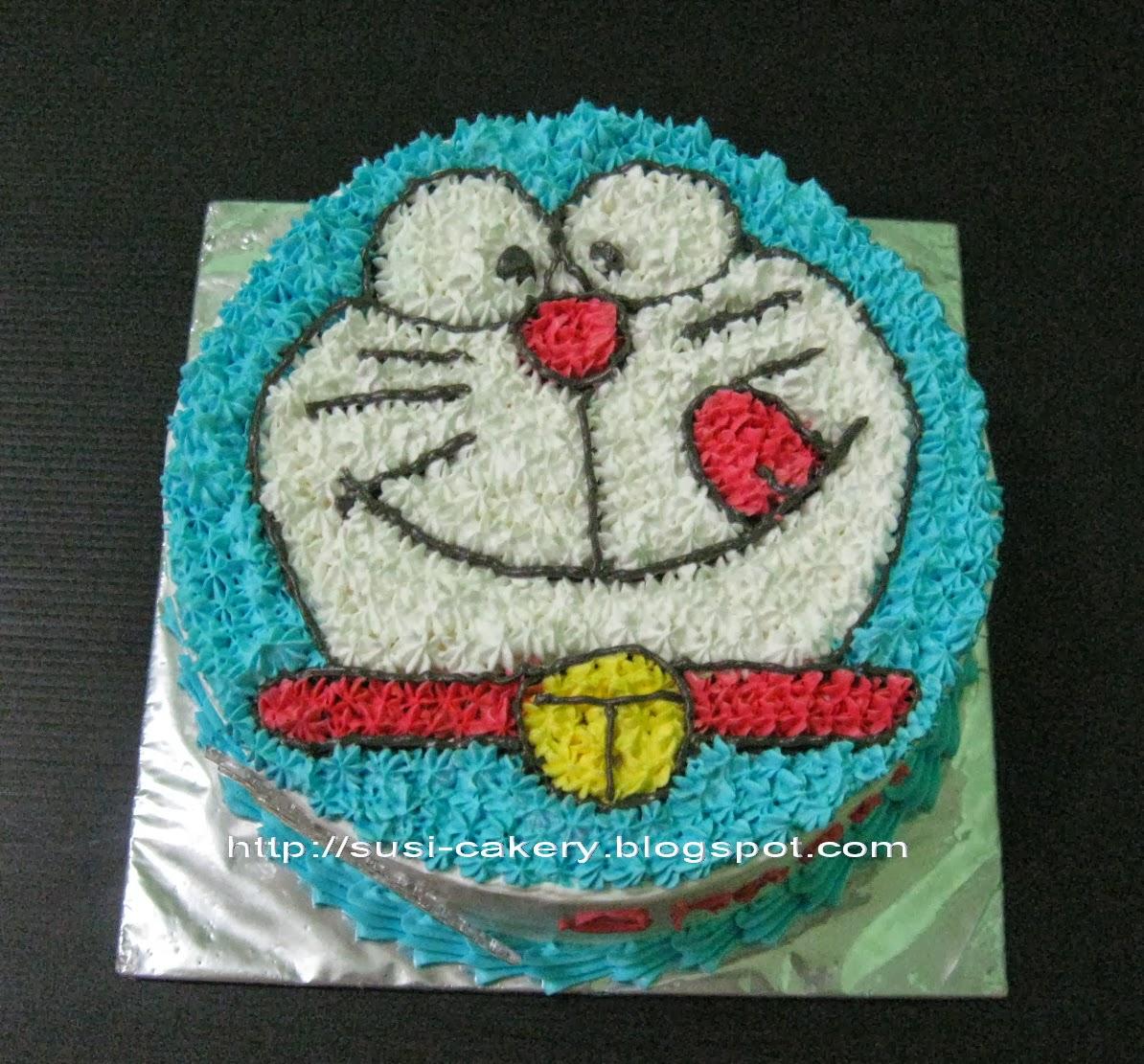Gambar Susi Cakery Doraemon Cake Fo Shanty Cartoon Gambar
