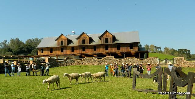 Serra Gaúcha - Caminhos de Pedra - Casa da Ovelha