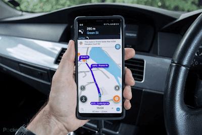 Aplikasi map terbaik untuk android