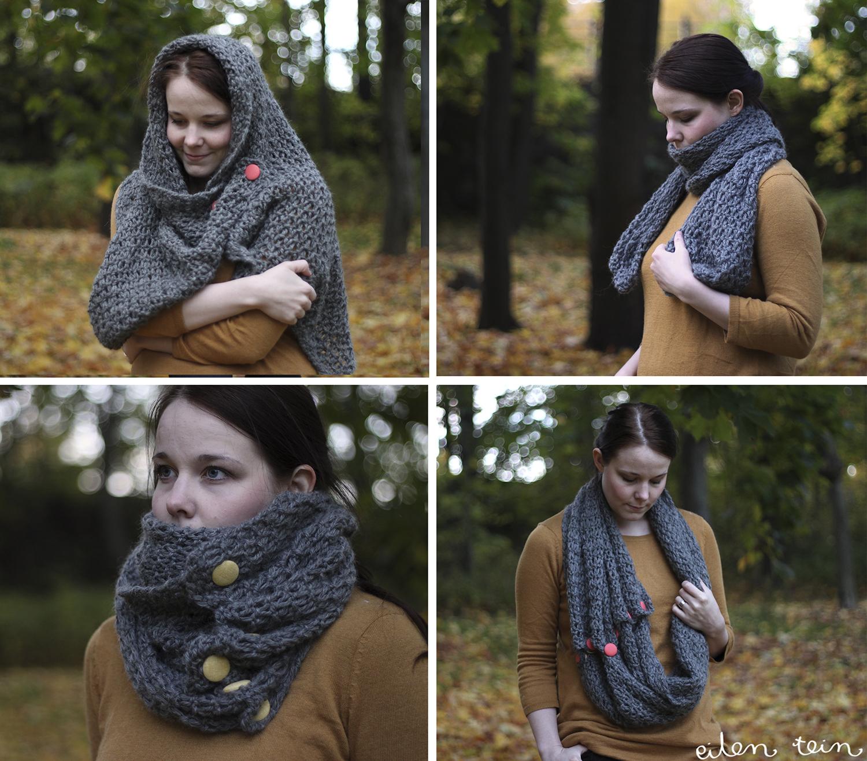 Tadaa! -huivi   -scarf  441f863daa