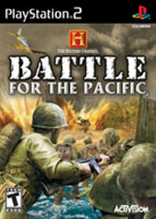 History Channel: Battle for the Pacific   PS2