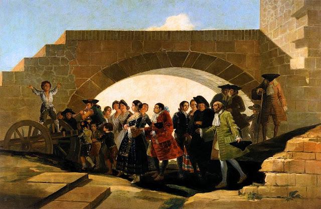Francisco de Goya - La boda - 1791-92