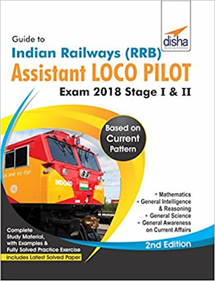 Download Free RRB Assistant Loco Pilot ALP Exams Stage 1 & 2 Book Pdf