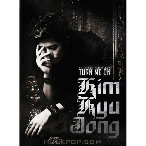 KIM KYU JONG – Turn Me On – EP (FLAC)