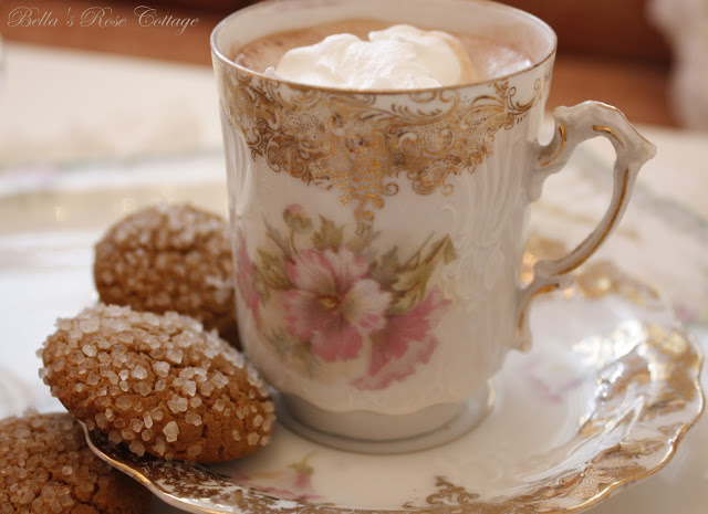 Shabby Hot Chocolate
