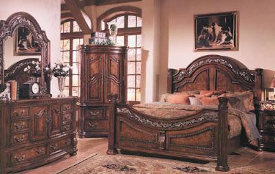 Marvelous Solid Wood Bedroom Furniture