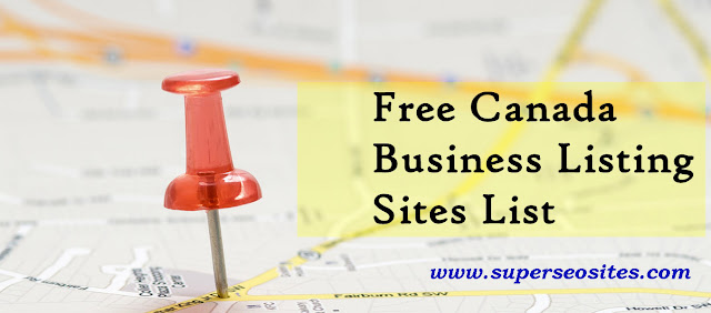 Free Business Listing Sites Canada