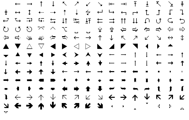 Conspiracies Past And Present Wingdings