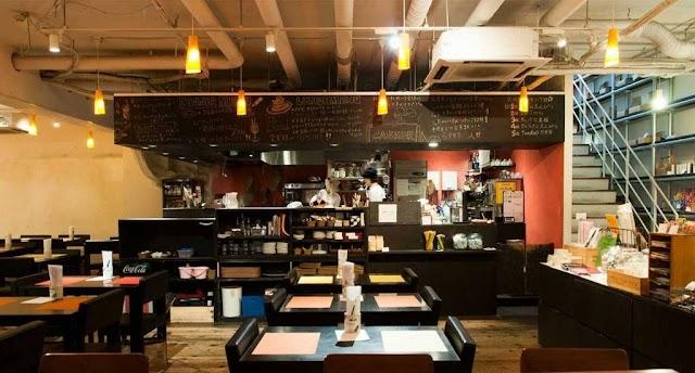【文青必訪】表參道的文具咖啡店 文房具カフェ
