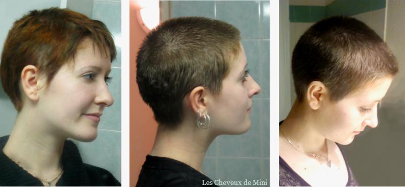 Favori Coiffure Cheveux Courts Repousse | sararachelbesy web SC72