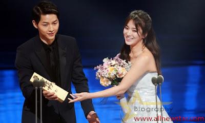 Song Hye-Kyo Award