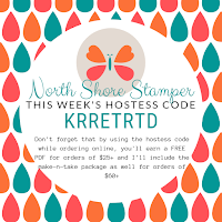 This Week's Hostess Code KRRETRTD