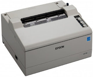 Epson LQ-50 Driver Download