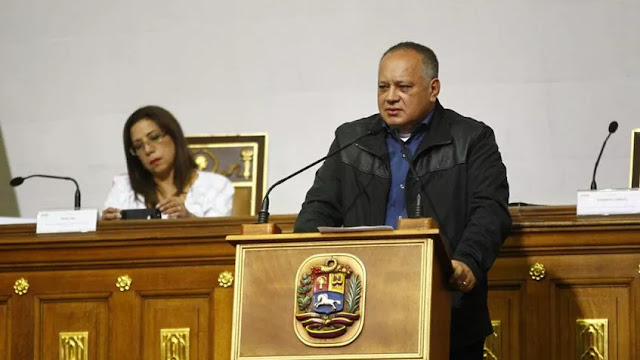 Diosdado Cabello advierte: Si llega a entrar una unidad militar extranjera al país será repelida