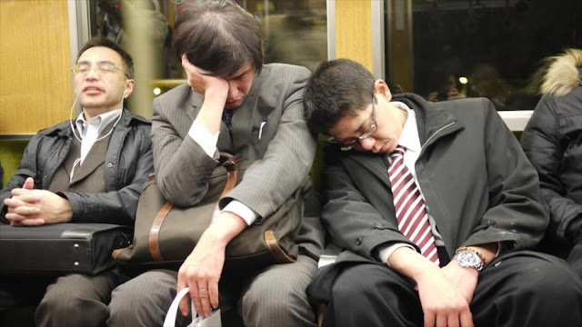 Aumenta la cifra de muertes por fatiga laboral extrema en Japón