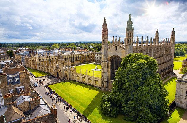جامعة كمبردج