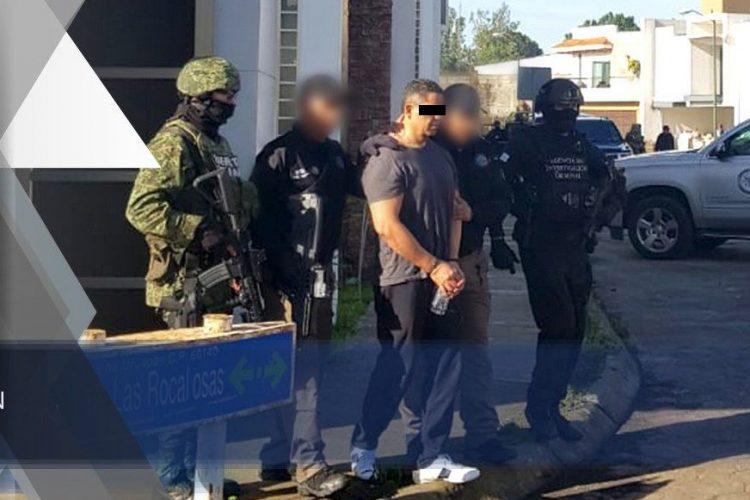 """Detienen en Uruapan a """"El Tablas"""", de los 10 más buscados por el FBI y líder de Barrio Azteca en Ciudad Juárez"""
