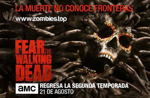 Segunda temporada de Fear The Walking Dead