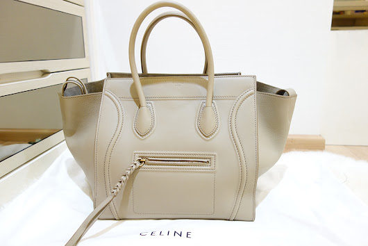 Selling post : Brand new Celine phantom in Beige
