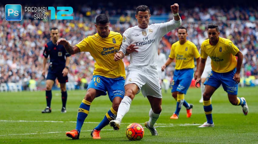 Prediksi skor Las Palmas vs Real Madrid 25 September 2016