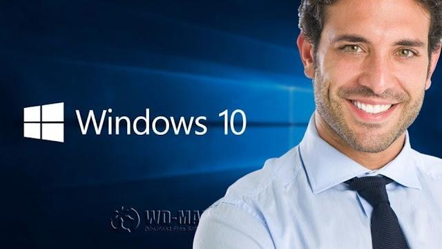 أفضل طريقة لتحميل جميع إصدارات ويندوز 10 بنواة 32/64 جميع اللغات