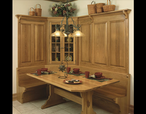 Kitchen Table And Chairs Set With Booth Trex Adirondack Tables For Home | Veneers Pic