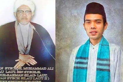 """Mantap! Jangan Anggap Enteng """"Kekuatan"""" Ustadz Abdul Somad"""
