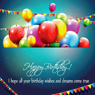 Happy Birthday Wishes And Quotes For the Love Ones: i hope all your birthday wishes and dreams come true