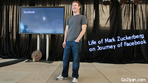 Life of Mark Zuckerberg on Journey of Facebook