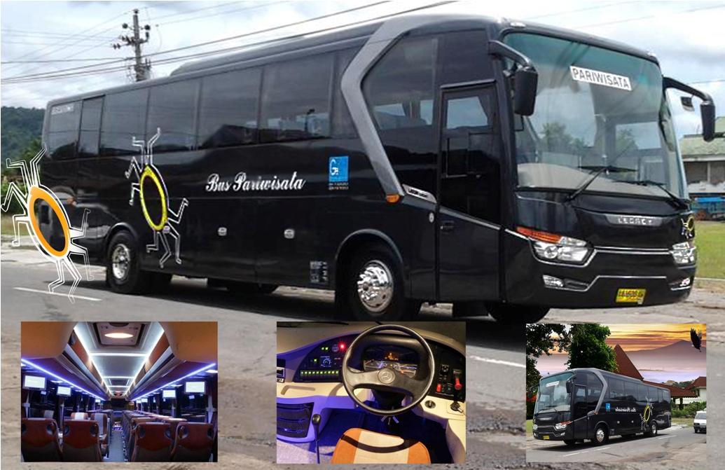 Bus Pariwisata Yogyakarta GeGe Transport