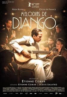 Melodias de Django - Poster & Trailer