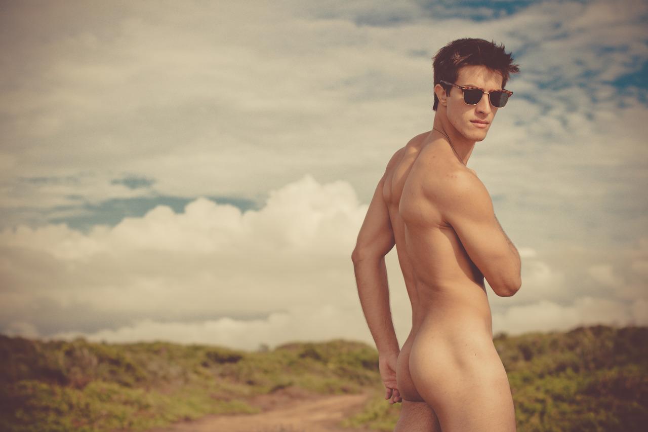 Colby Keller Adam Ramzi Naked Sword
