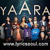 Yaara Lyrics SANAM