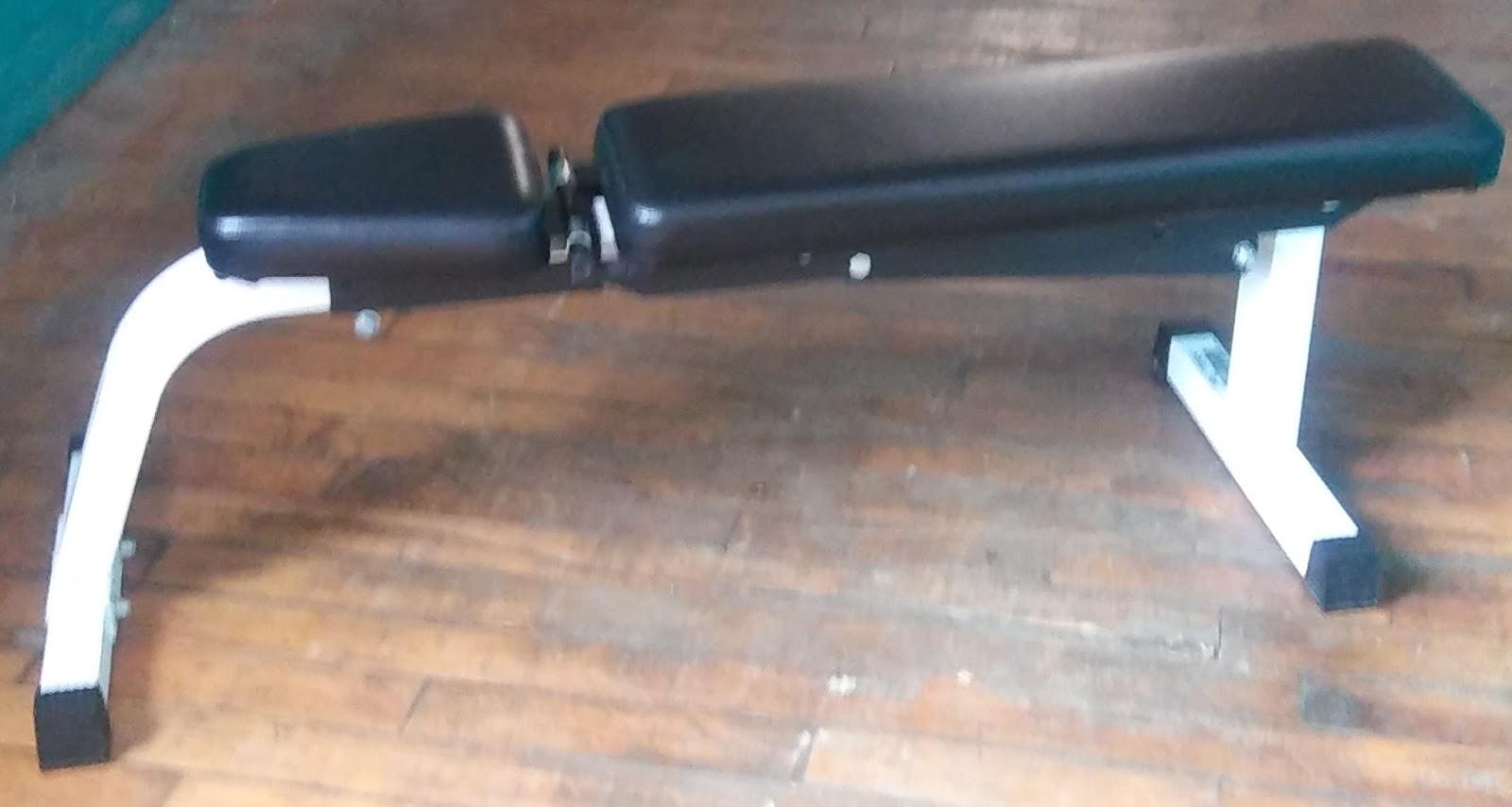 Attractive ParaBody Heavy Duty Flat/Incline Bench