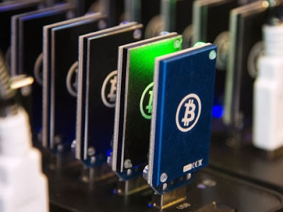 Bitcoin ASICMiner