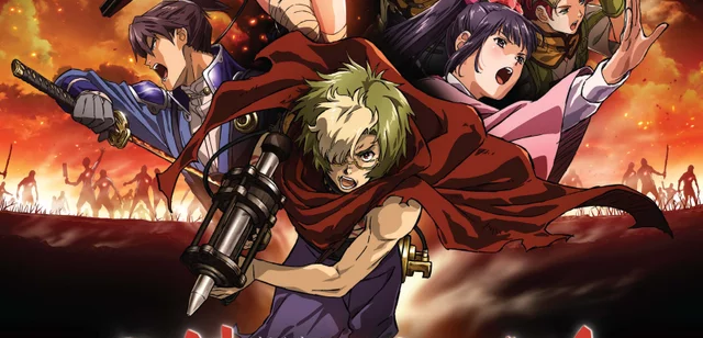 Kabaneri of the Iron Fortress Compilation Films Get New Teaser Trailer.