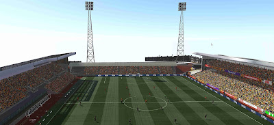 PES 2019 Stadium Tannadice Park by Orsest