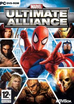 Marvel Ultimate Alliance Torrent
