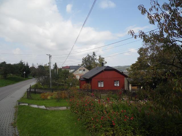 Droga do Skamieniałego Miasta Cięzkowice