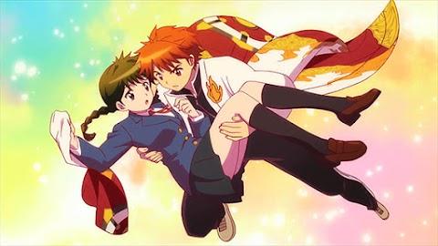 Kyoukai no Rinne: para matar a saudades de Inuyasha
