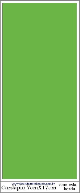Verde con Lunares Blancos: Imprimibles para Fiesta de 15 años para Descargar Gratis.